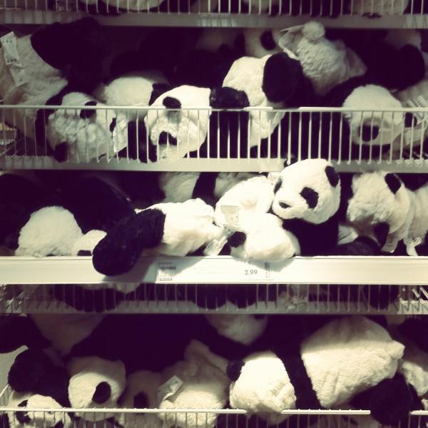 Pandalegebatterien