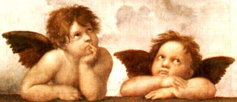 Raffaels Engel