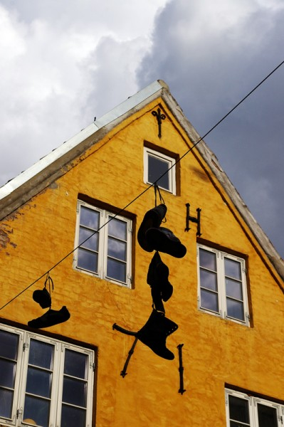 Flensburg unbeschuht