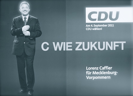 Wahlwerbung